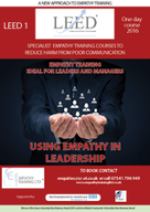 using empathy in leadership