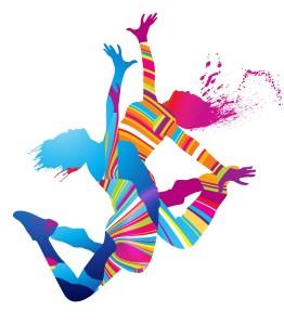 silhouettes-femmes-danse
