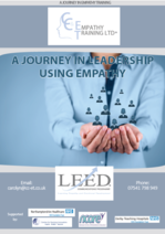 A journey in Leadership using empathy